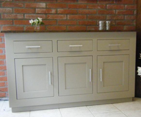 Dressoir in de keuken - Een dressoir keuken ...
